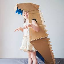 Kids Dinosaur Halloween Costume 25 Cardboard Costume Ideas Paper Hats Cowboy