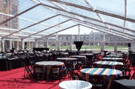 clear tent rentals clearspan tent rental with transparent roof panels