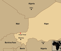 Maine Wmd Map Not Just Niger All Across West Africa U S Military Ops Are A