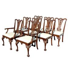 dining chairs mahogany dining table chairs ebay mahogany dining