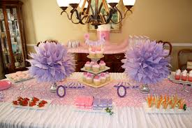 pink and silver baby shower the silver spoon it s a girl baby shower