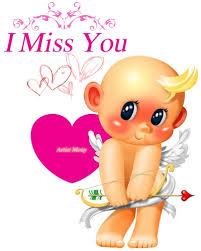 i miss you cards miss you cupid free missing him ecards greeting cards 123