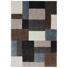 black shag rugs u0026 area rugs for less overstock com