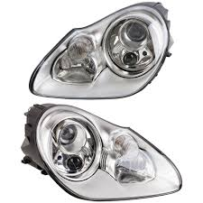 Porsche Cayenne Headlights - porsche cayenne headlight assembly pair parts view online part