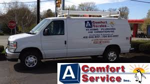 Air Comfort Services A Comfort Service Pittsburghterrificfive Star Review By Peter Hawk