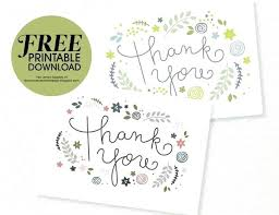 free email cards free email thank you cards free thank you card best printable