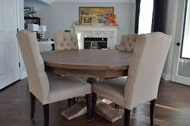 Dining Table With Grey Chairs Restoration Hardware 17th C Monastery Dining Table Review 8