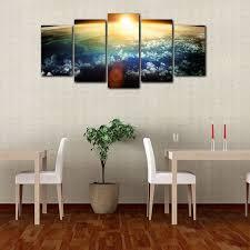 wohnzimmer leinwand wohnzimmer leinwand druck sun im raum wand segeltuch kunst malerei