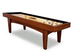 How Long Is A Shuffleboard Table by Olhausen Pavilion Shuffleboard Table U2013 Robbies Billiards