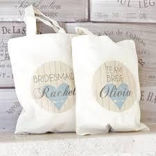 bridesmaid bag personalised hen party bridesmaid bag by bedcrumb