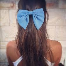 in hair bow 25 best blue bow ideas on felt bow tutorial shabby