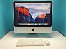 Mac Desk Top Computer Mac Computer Ebay