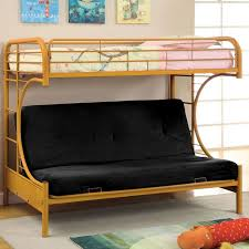 Loft Bed With Desk And Futon Bunk Bed Futon Mattress Roselawnlutheran