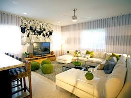 How To Decorate A Living Room by David Bromstad Hgtv