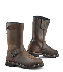 waterproof leather motorcycle boots tcx boots