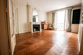Appartement Haussmannien Deco Accueil Crecerelle Immobilier