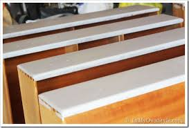 How To Paint A Table How To Paint Furniture Old Wooden Chest Of Drawers In My Own Style