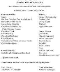 Wholesale Gourmet Cookies Cookie Shop Business Plan Business Plan Strategy Supplier