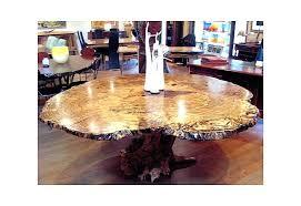 burl wood dining room table burl wood dining table internationalfranchise info
