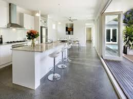 Polished Concrete Kitchen Flooring Google Search Kitchen Ideas - Concrete home floors