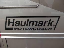 Toterhome Floor Plans New 2016 Haulmark Status 45db Motor Home Super C Diesel At