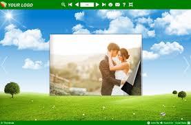 online wedding photo album create an online wedding album with powerful flipbook software a