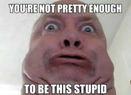 Stupid Face Meme - 30 i see stupid people memes that will make you feel better about