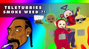 teletubbies smoke weed mlg thug