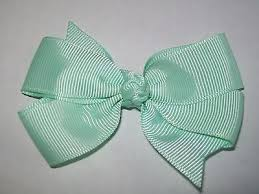 3 grosgrain ribbon new baby toddler girl 3 grosgrain ribbon hair clip barrette light