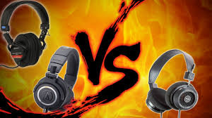 audio technica ath m50 amazon black friday headphone showdown grado sr80e vs audio technica ath m50x vs sony