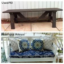 used ca used furniture diy benches used ca photo