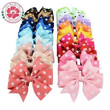 the ribbon boutique wholesale wholesale 3 inch polka dot grosgrain ribbon boutique bows baby