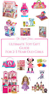 the ultimate toy gift guide for 3 4 year old girls the triplet farm