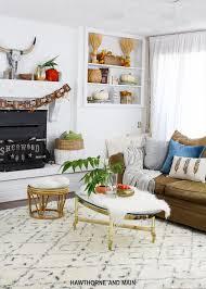 fall living room refresh u2013 hawthorne and main