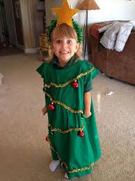 Christmas Tree Costume For Kids - 19 best navidad de papel images on pinterest christmas parties
