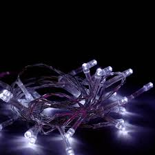 led lights battery solar in string lights