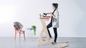 Adjustable Height Standing Desk by Adjustable Height Desk Jaswig