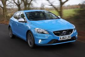 volvo v40 d2 r design lux review auto express