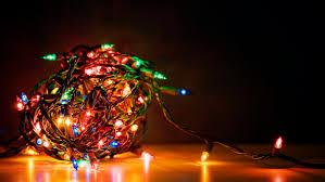 Amber Christmas Lights Christmas Lights