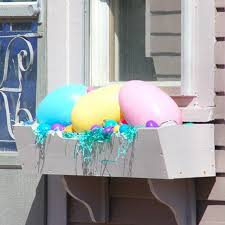 Outdoor Decorations For Easter by 123 Best Easter Outdoor Decorations Images On Pinterest Easter