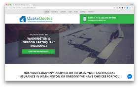 earthquake insurance research center bancorp insurance source earthquake insurance in washington and oregon