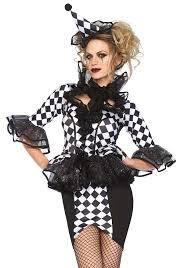 delux pretty pirouette costume leg avenue halloween clown