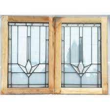 leaded glass kitchen cabinets antique stained glass