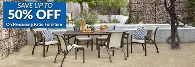 aluminum patio furniture patio sets the great escape