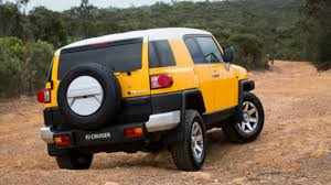toyota fj cruiser ends worldwide production in august youtube