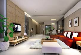 Livingroomsinteriordesignsimpleceilinglivingroomvilla - Interior decoration living room