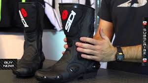 sidi motorcycle boots sidi cobra air boots motorcycle superstore youtube