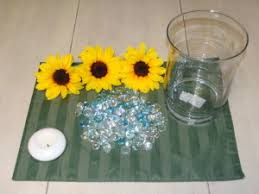 sunflower centerpiece sunflower centerpiece diyteaching