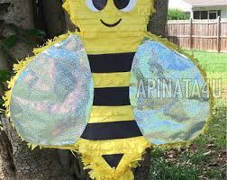 bumblebee pinata bee pinata etsy