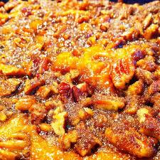 sweet potato pudding thanksgiving sides